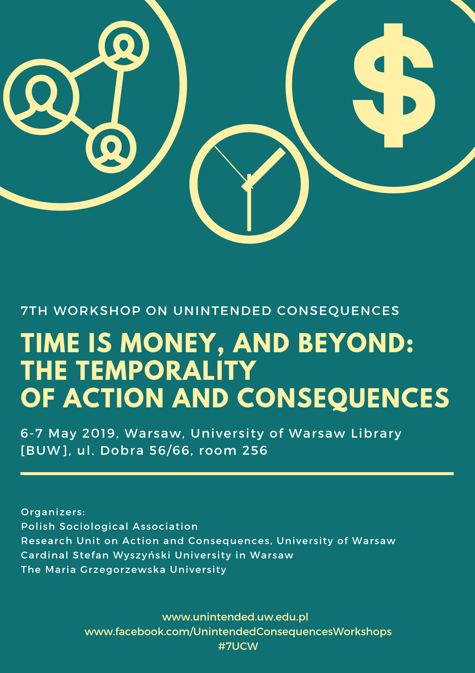 unintended consequences time is money and beyond the temporality
